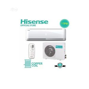 Hisense 1.5hp Inverter Copper Split Air Conditioner. | Home Appliances for sale in Lagos State, Lekki