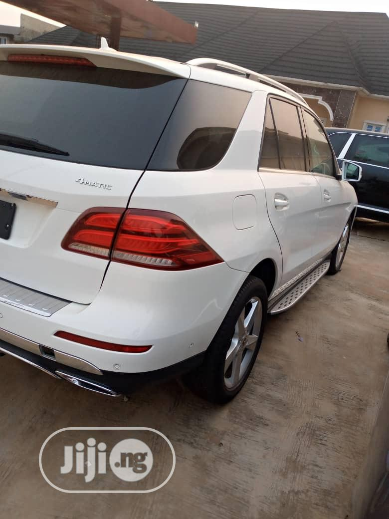 Mercedes-Benz GLE-Class 2018 White   Cars for sale in Lekki, Lagos State, Nigeria