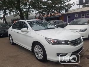 Honda Accord 2015 White | Cars for sale in Lagos State, Lagos Island (Eko)