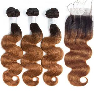 Whats App +237678289990.Pure Human Hair With Closure.   Hair Beauty for sale in Lagos State, Oshodi
