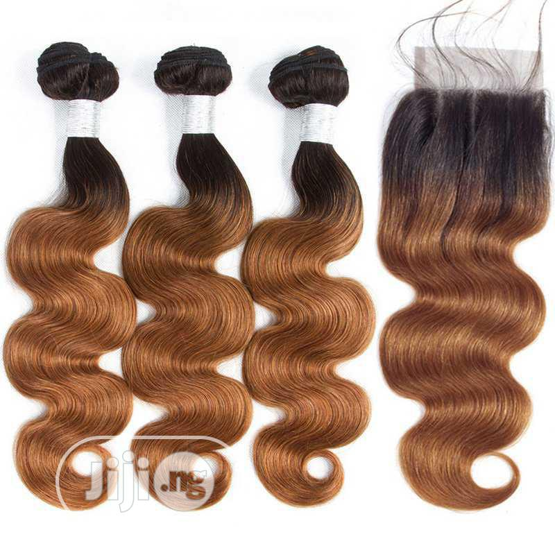 Whats App +237678289990.Pure Human Hair With Closure.