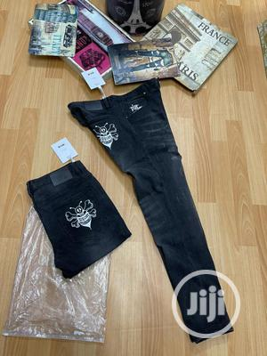 High Quality Dior Jeans for Men   Clothing for sale in Lagos State, Magodo