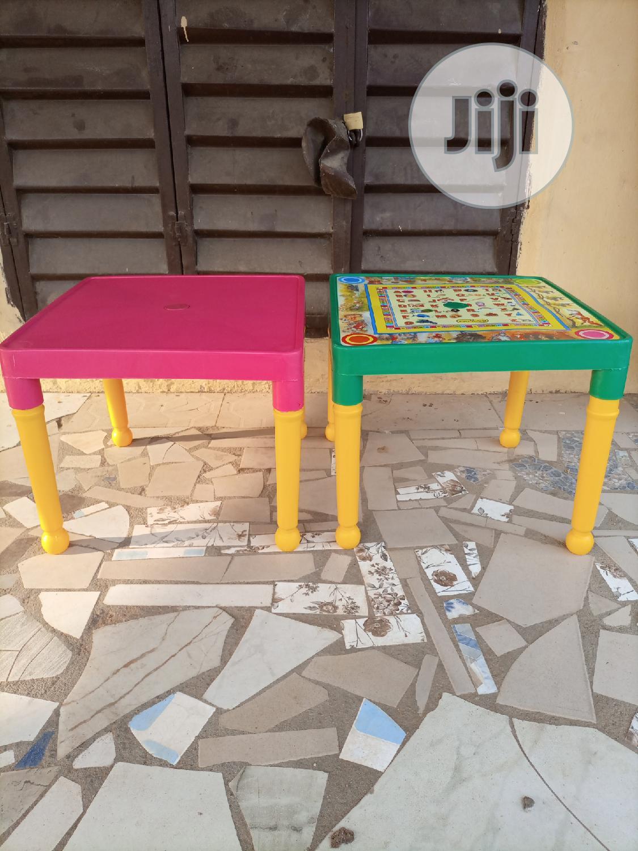 Archive: Children Tables