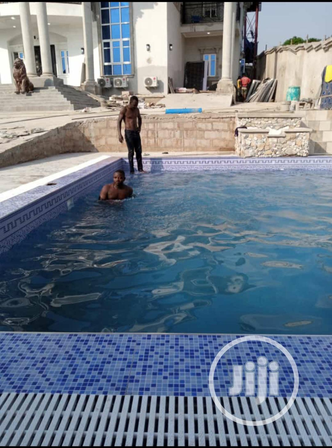 Swimming Pool Construction | Building & Trades Services for sale in Port-Harcourt, Rivers State, Nigeria