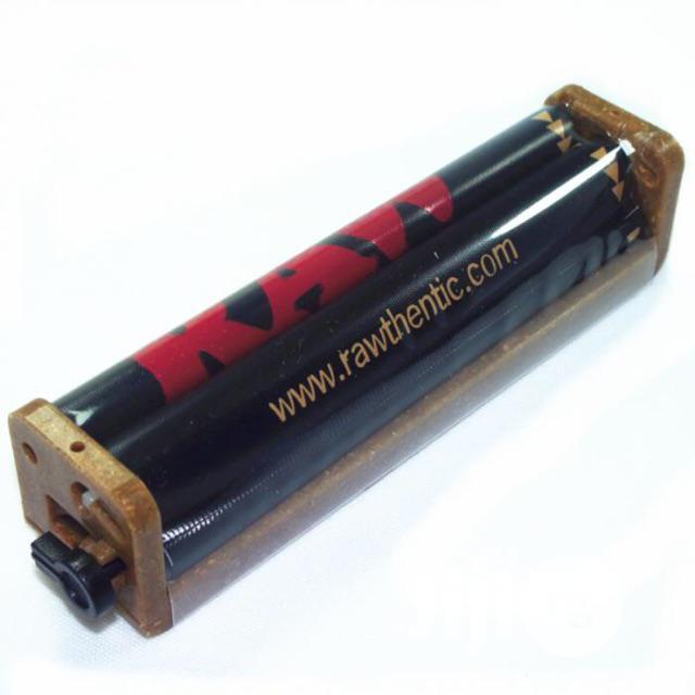 RAW 110mm Hemp Plastic Adjustable 2way Rolling Machine