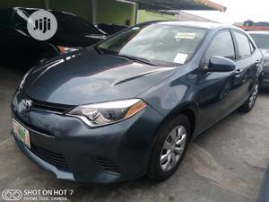 Toyota Corolla 2015 Blue | Cars for sale in Lagos State, Ifako-Ijaiye