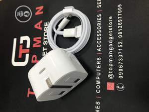 20w iPhone 12 Pro Max Charger | Accessories for Mobile Phones & Tablets for sale in Lagos State, Ikeja