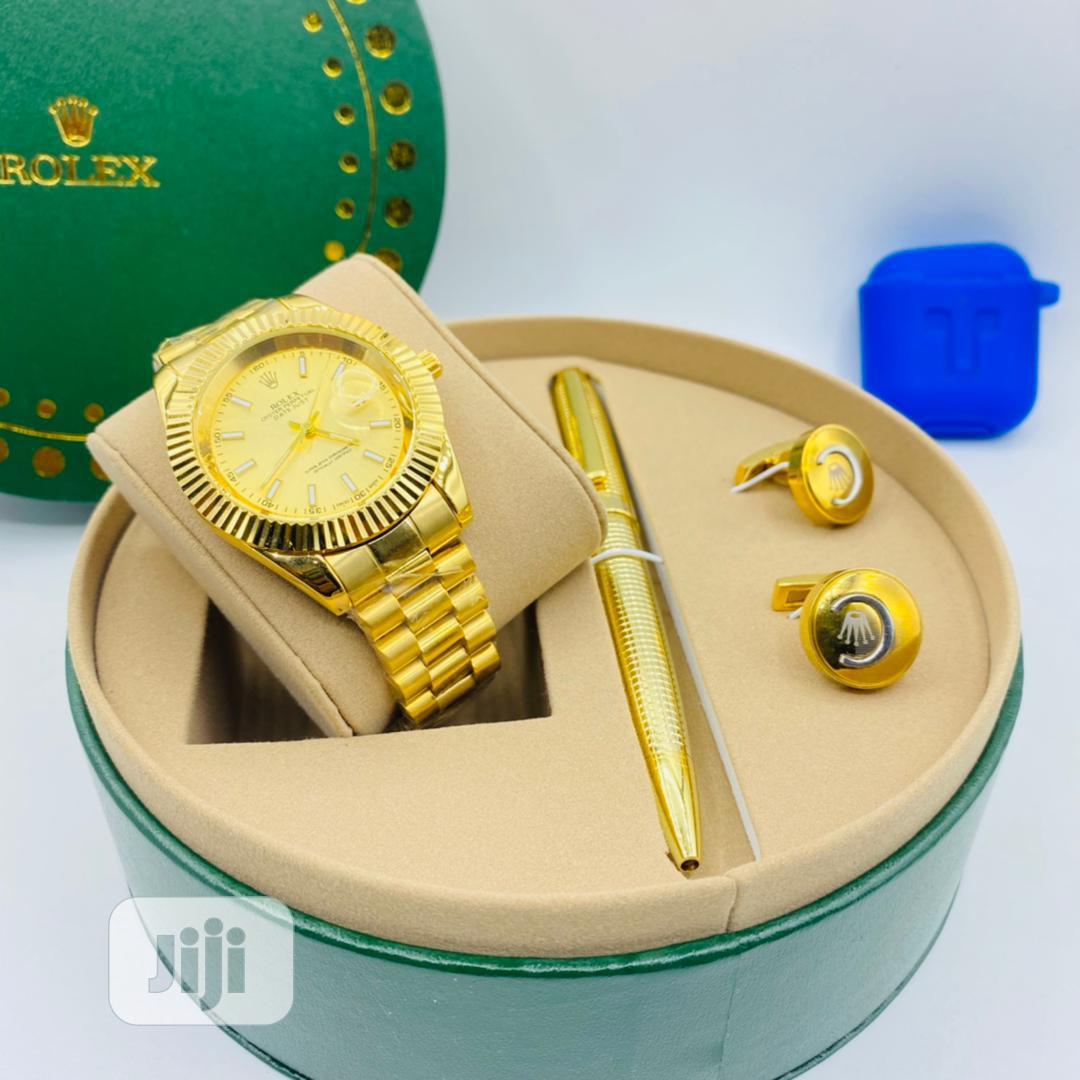 Authentic and Unique Rolex Watch