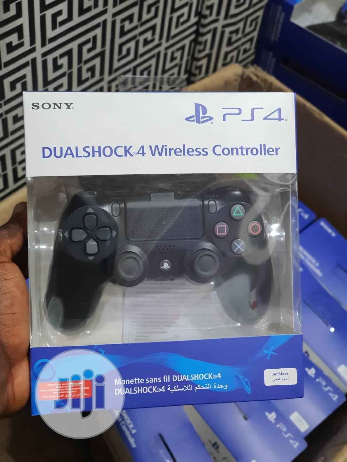 PS4 Controller Pad | Video Game Consoles for sale in Ikeja, Lagos State, Nigeria