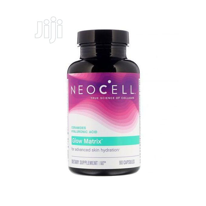 Neocell Glow Matrix Advanced Skin Hydrator - 90 Capsules