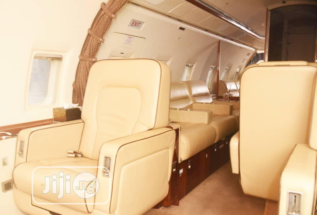 Private Jet 12 Seaters Business Jet | Heavy Equipment for sale in Ikeja, Lagos State, Nigeria