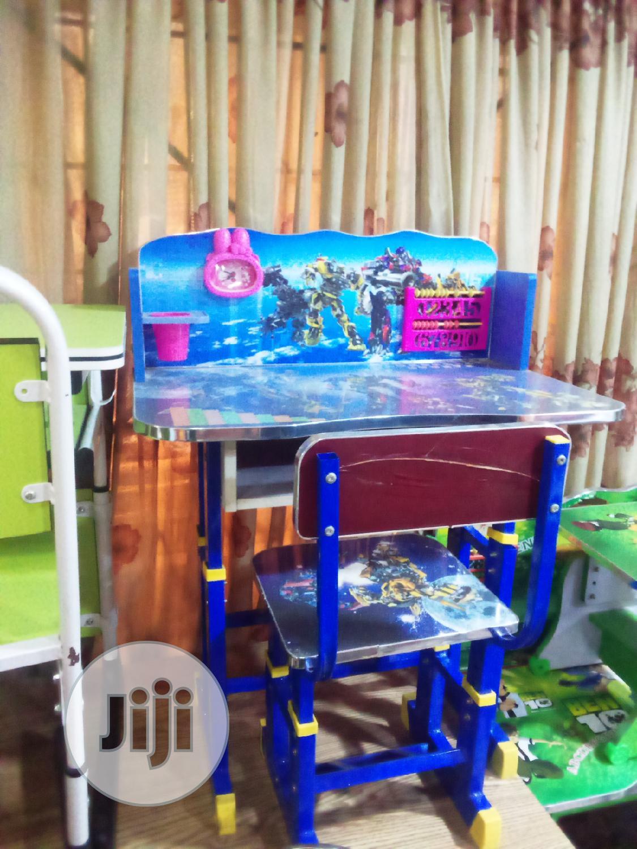 Archive: Children School Chair