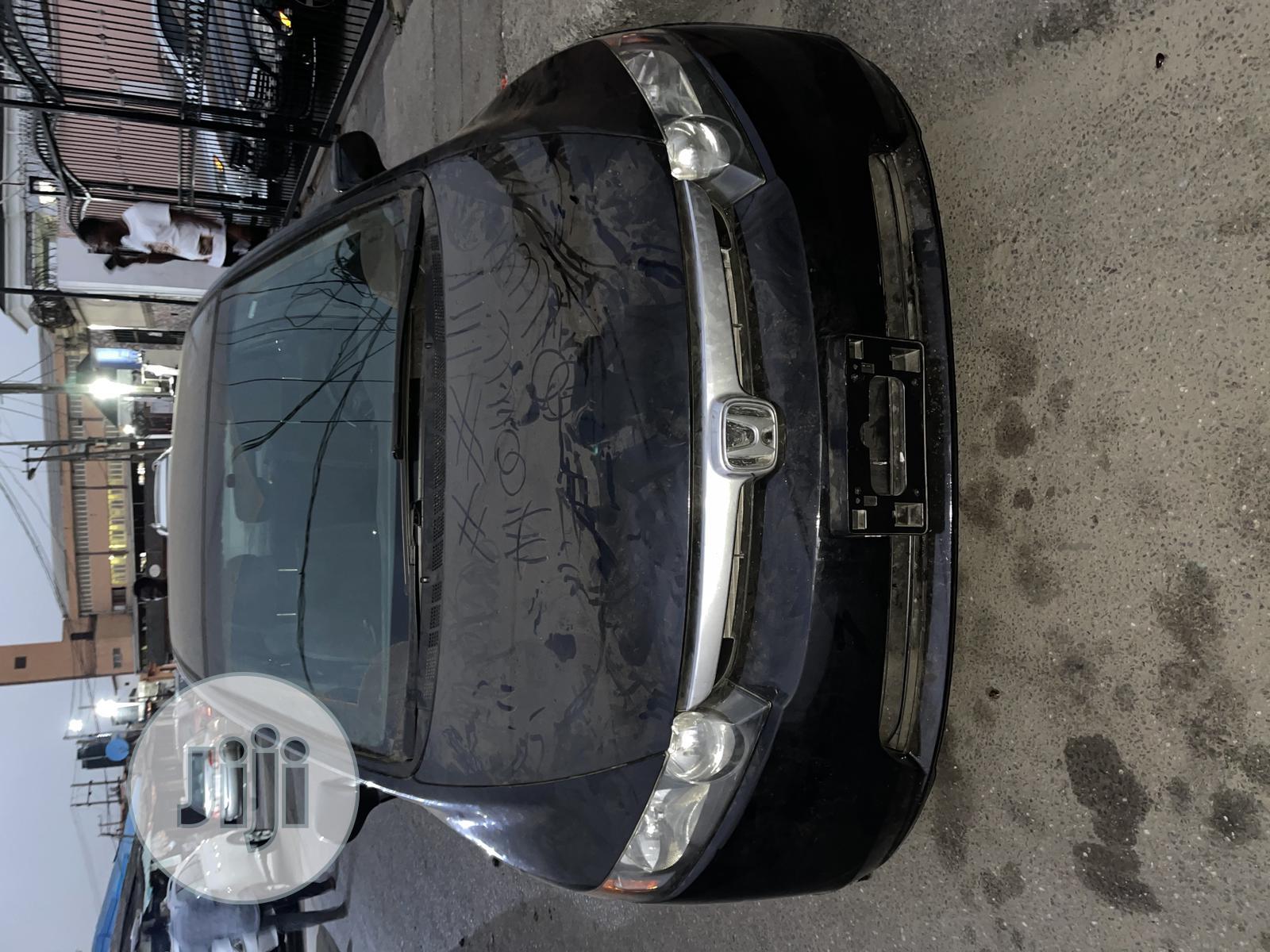 Archive: Honda Civic 2007 1.8 Coupe EX Automatic Black
