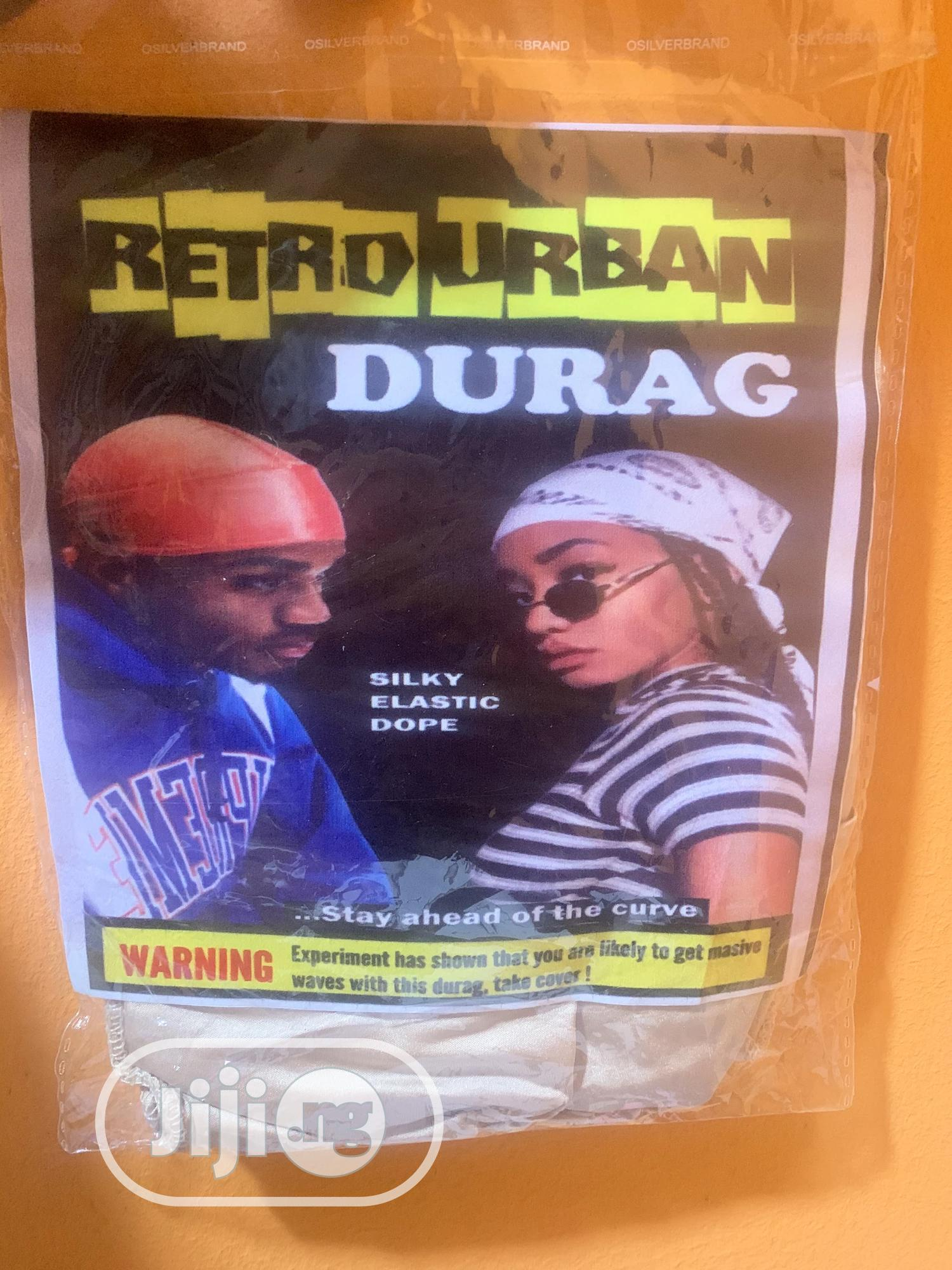 Archive: Silky Durag