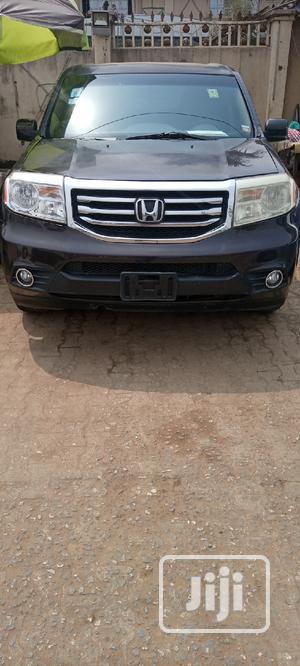 Honda Pilot 2012 Brown   Cars for sale in Lagos State, Alimosho