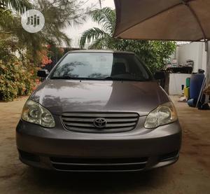 Toyota Corolla 2004 Sedan Gray | Cars for sale in Lagos State, Ojodu