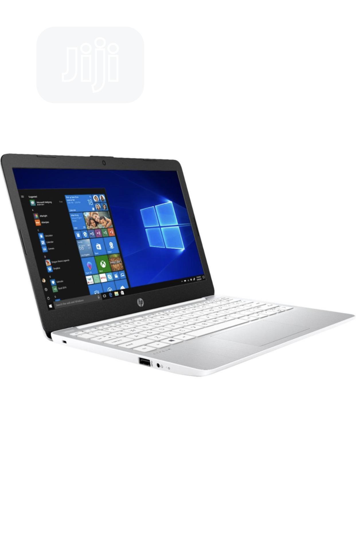 Archive: New Laptop HP Stream 11 4GB Intel Celeron SSD 60GB