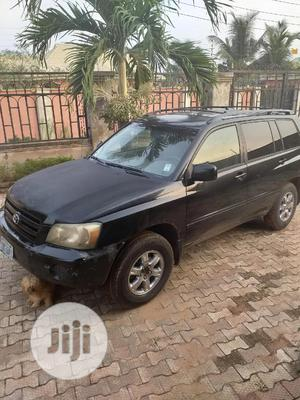 Toyota Highlander 2005 V6 Black | Cars for sale in Edo State, Benin City