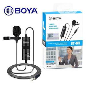 Boya By-m1 Lavalier Mic   Audio & Music Equipment for sale in Lagos State, Lekki
