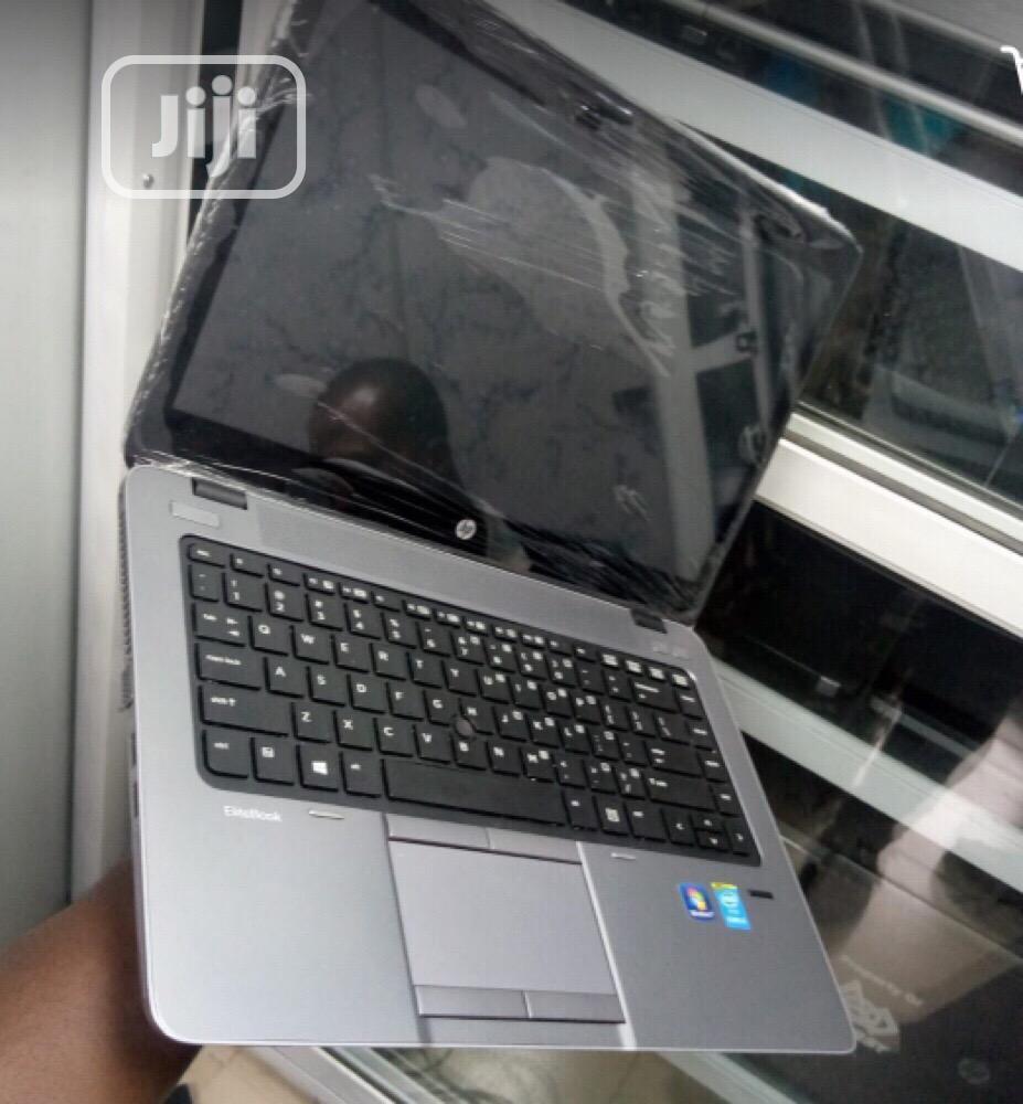 Laptop HP EliteBook 840 4GB Intel Core I5 HDD 500GB | Laptops & Computers for sale in Ikeja, Lagos State, Nigeria