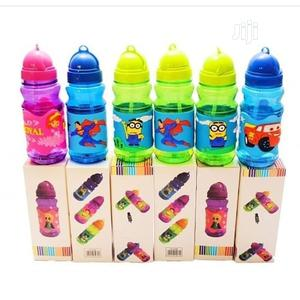 Character 3D Straw Bottle | Toys for sale in Lagos State, Apapa