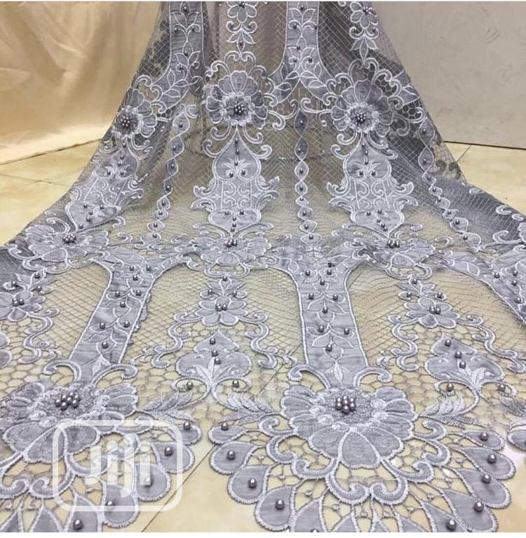 Luxury Tulle With Beads and Embroidery | Clothing for sale in Victoria Island, Lagos State, Nigeria
