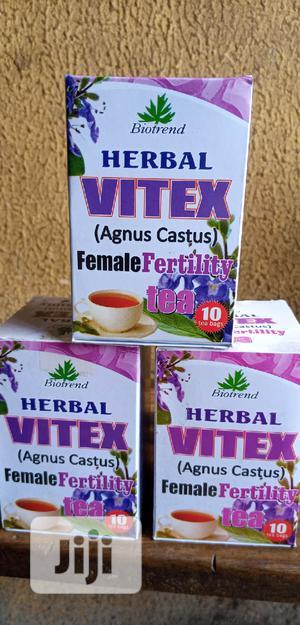 Vitex Female Fertility Tea   Vitamins & Supplements for sale in Lagos State, Lekki