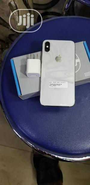 Apple iPhone X 64 GB Silver   Mobile Phones for sale in Anambra State, Awka