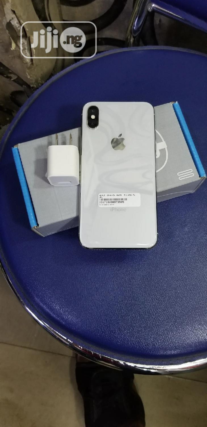 Apple iPhone X 64 GB Silver | Mobile Phones for sale in Awka, Anambra State, Nigeria