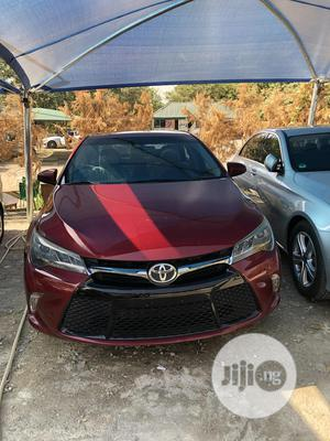 Toyota Camry 2016 Red   Cars for sale in Abuja (FCT) State, Garki 2