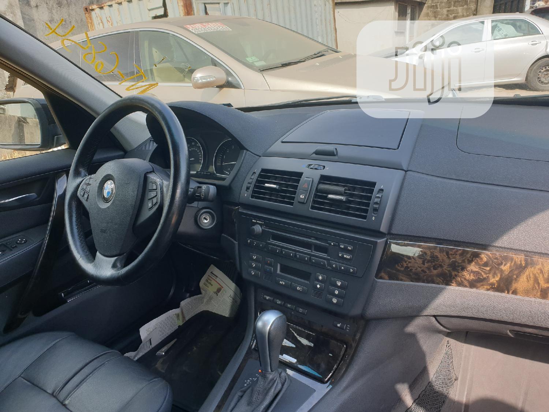 Archive: BMW X3 2008 3.0i Sport Automatic Black
