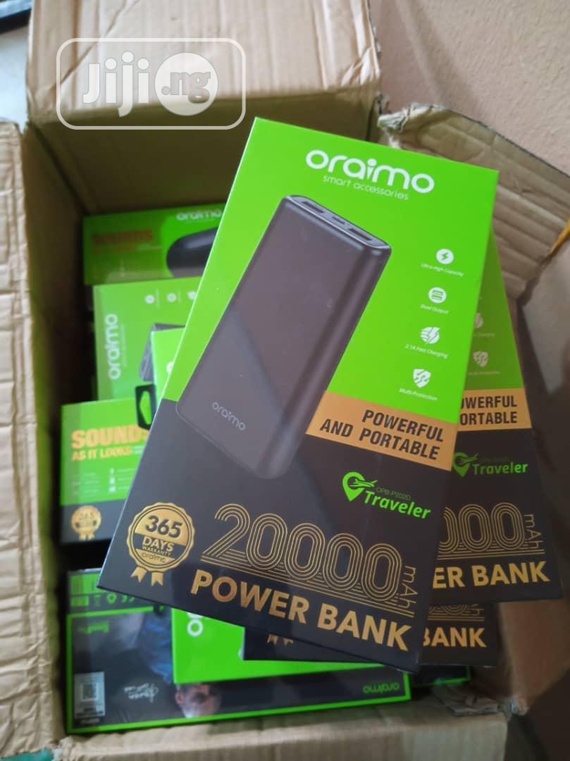 Oraimo Powerbank