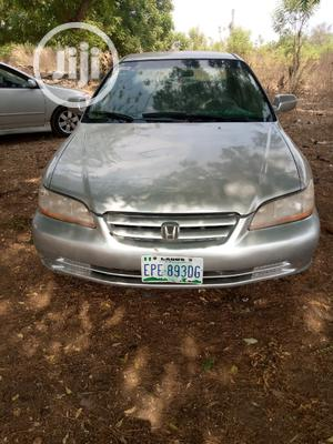 Honda Accord 2002 Coupe Silver | Cars for sale in Osun State, Iwo
