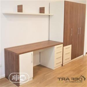 High Quality Wardrobe and Reading Table.   Furniture for sale in Lagos State, Lekki