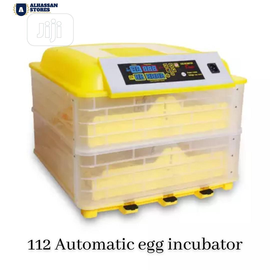 Archive: 112 Automatic Egg Incubator