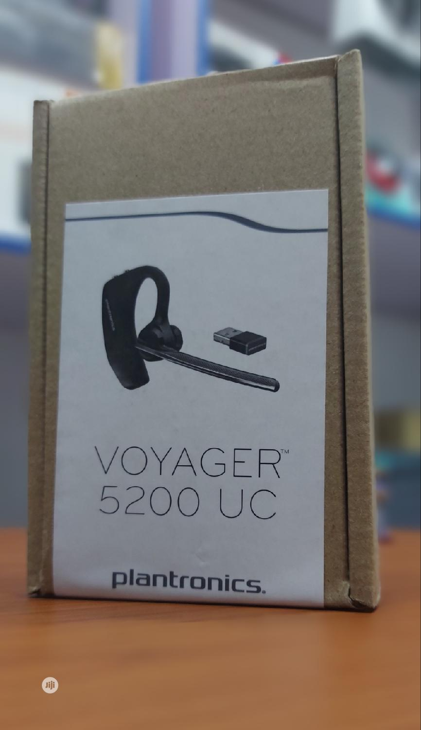 Plantronics Voyager 5200 UC Bluetooth Headset for Phone PC