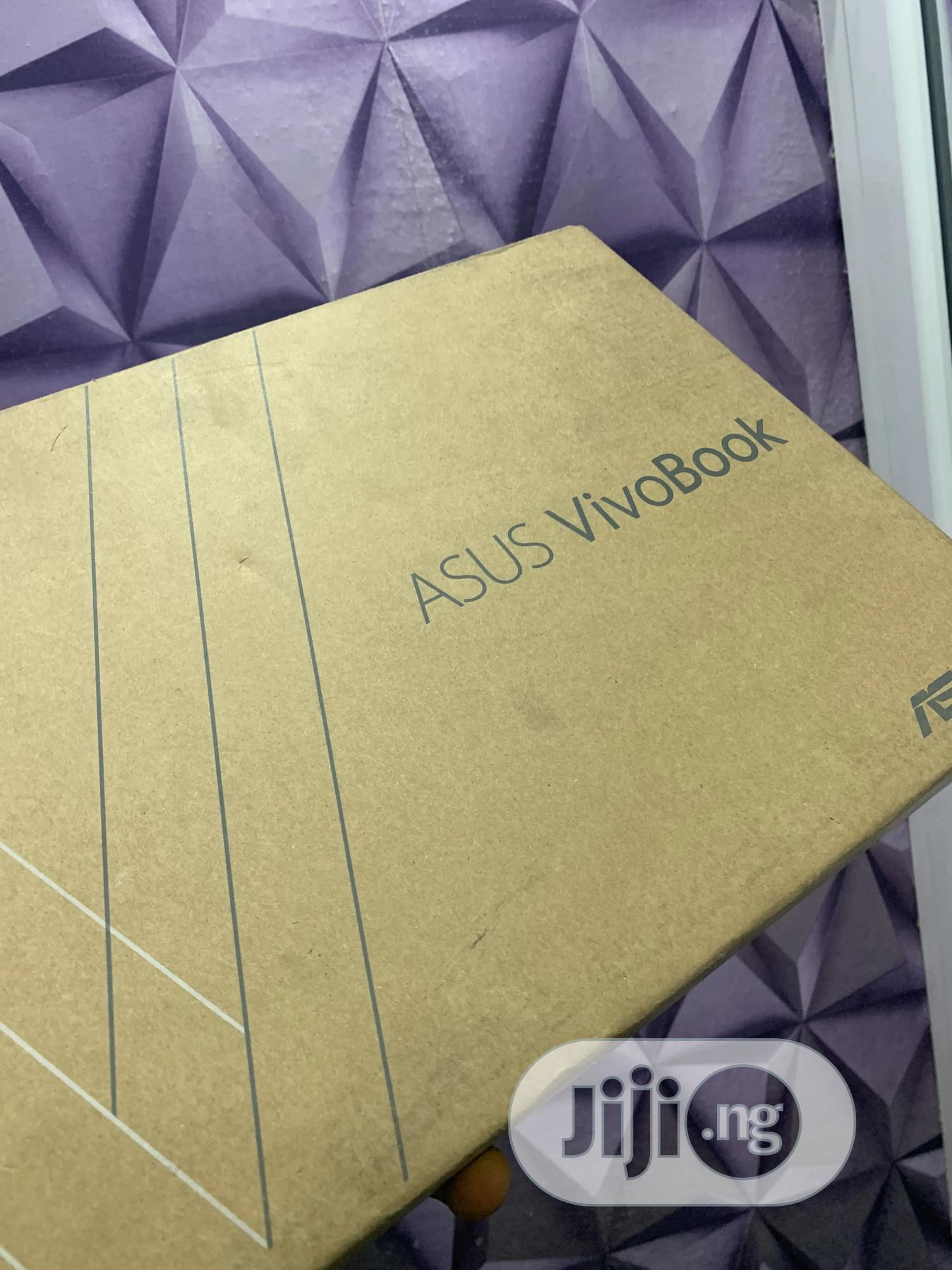 New Laptop Asus VivoBook 15 X505BA 8GB Intel Core I7 SSD 512GB   Laptops & Computers for sale in Ikeja, Lagos State, Nigeria