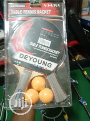 De Young Table Tennis Bat | Sports Equipment for sale in Lagos State, Isolo