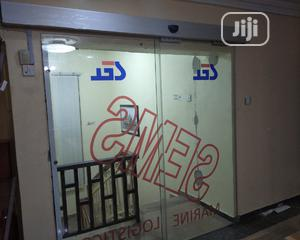 Automatic Sensor Door Installation From Benal Tech Inc. | Doors for sale in Lagos State, Ibeju