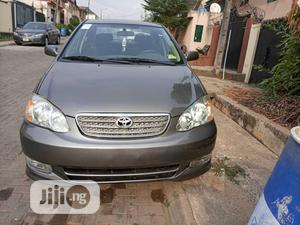 Toyota Corolla 2004 S Gray   Cars for sale in Lagos State, Magodo