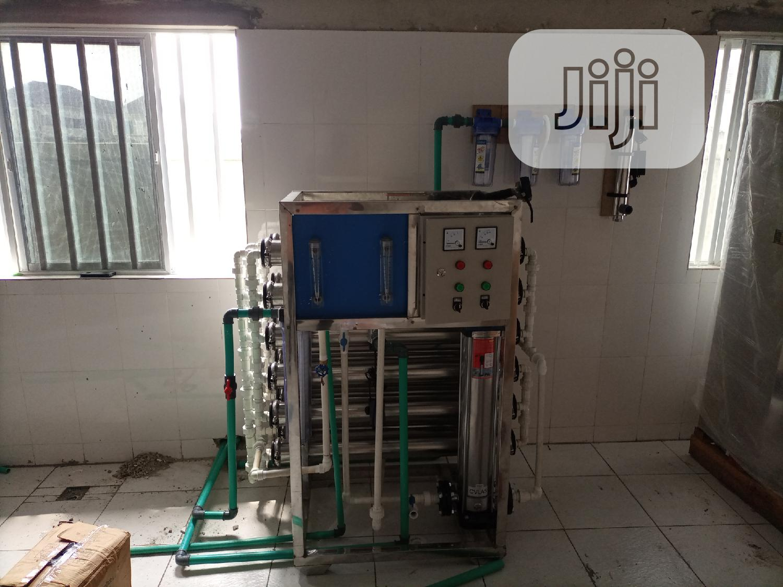 3000lt Reverse Osmosis Machine With Uv Sterilizer