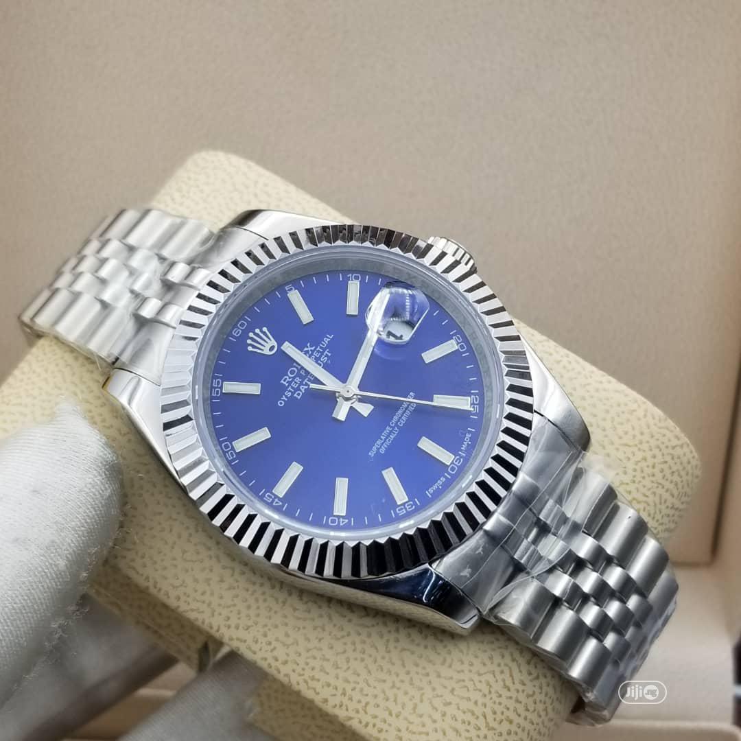 Archive: Rolex Chain Watch