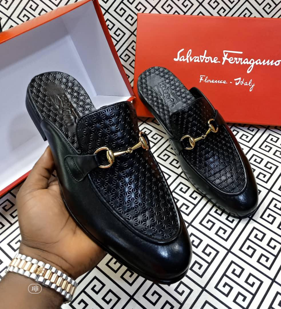 Salvatore Ferragamo Half Shoe