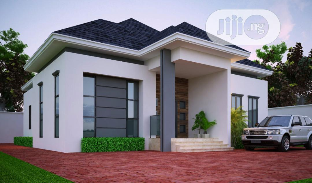 A Fully Detached 3 Bedroom Bungalows in Estate, Ibusa Asaba