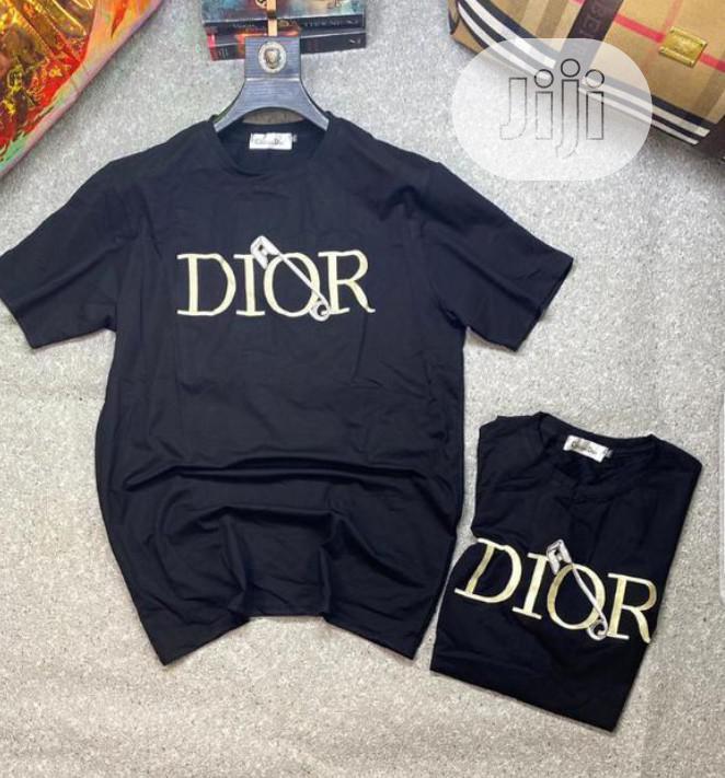 Original Dior T-shirt   Clothing for sale in Lagos Island (Eko), Lagos State, Nigeria