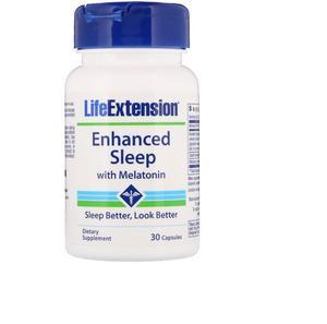 Life Extension Enhanced Sleep With Melatonin Sleep Stress | Vitamins & Supplements for sale in Lagos State, Amuwo-Odofin