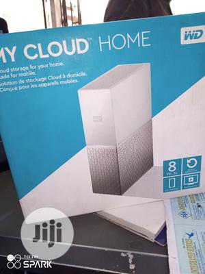 8TB My Cloud Home Storage WD | Computer Hardware for sale in Lagos State, Ikeja