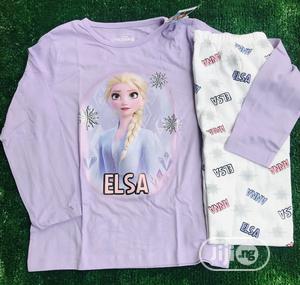 UK Primark Frozen Pyjamas for Girls | Children's Clothing for sale in Lagos State, Lekki