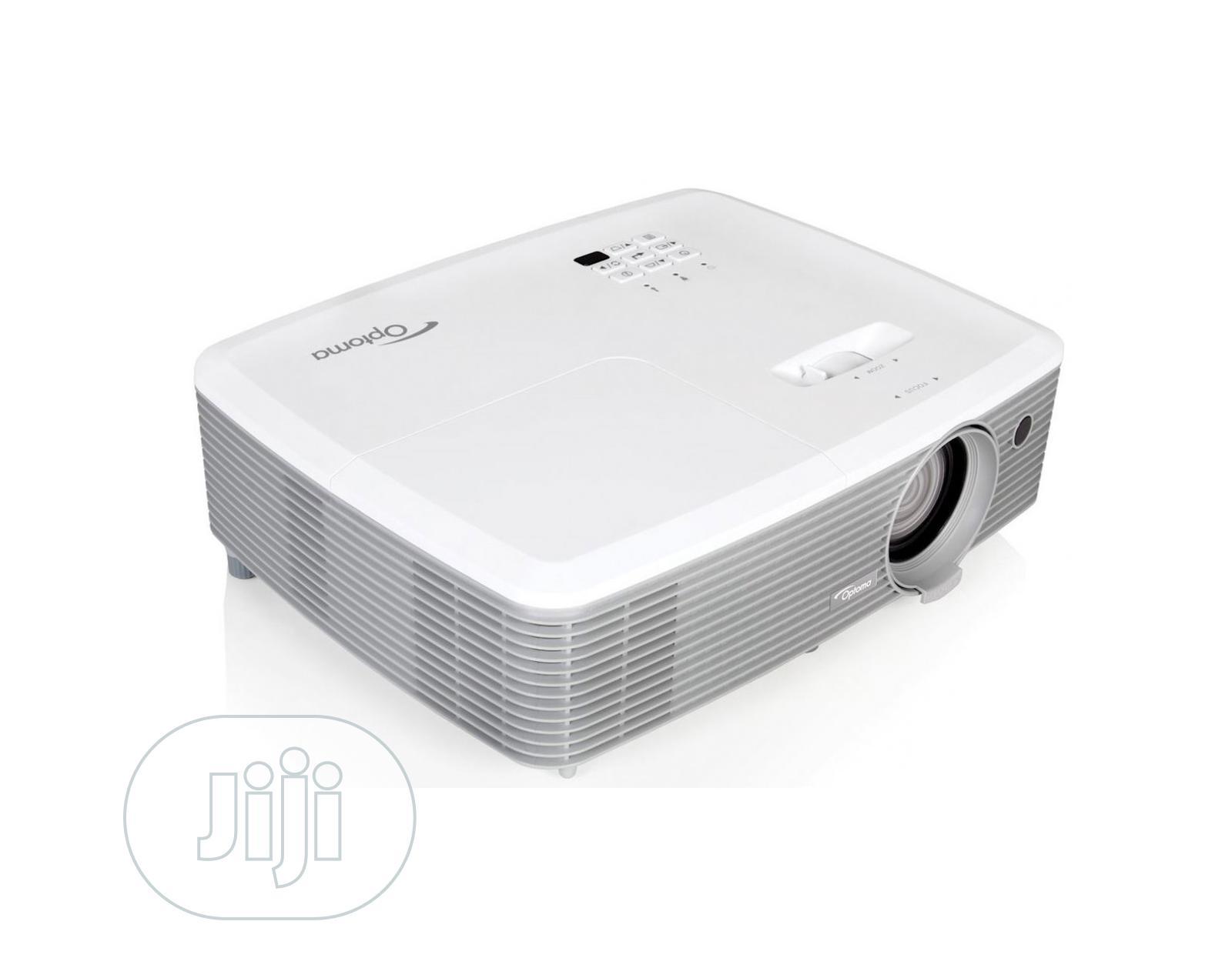 Optoma UHD30 True 4K UHD Gaming Projector