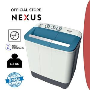 Nexus 6.5KG Semi Automatic Washing Machine - NX-WM-65SA Jl16   Home Appliances for sale in Lagos State, Alimosho